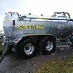 Tandem Axle Tanker