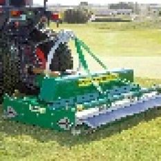 Rigid Deck Roller Mowers