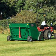 STC-180 SCARIFIER COLLECTOR