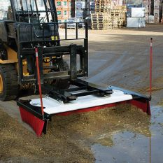 BM-150CMAX PUSH BROOM