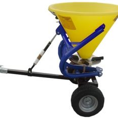 TRAILED FERTILISER SPREADER