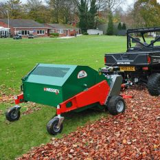 MTC-120-E SELF POWERED SWEEPER COLLECTOR