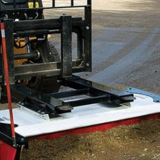 BM-150 PUSH BROOM