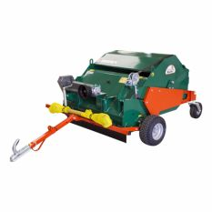MTC-120-P PTO DRIVEN TRAILED SWEEPER COLLECTOR