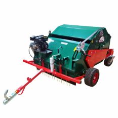 MTX-120-P PTO DRIVEN, TRAILED DUNG BEETLE PADDOCK CLEANER
