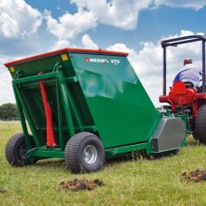 STX PTO DRIVEN PADDOCK CLEANER