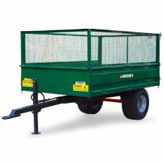 WT-3.0T HYDRAULIC TIPPING TRAILER 3 TON