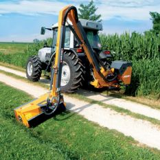 T500G & TPE600 HEDGE CUTTERS