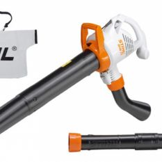 SHE 71 Hand held blower and vacuum