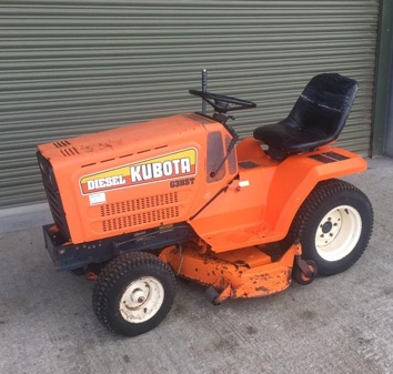 Used Farm Machines, Used Groundcare Equipment, Ex Demo Equipment