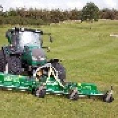 Front Mounted Roller Mowers
