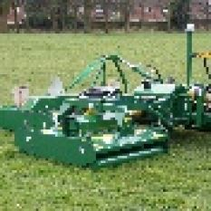 TDR Winged Roller Mowers