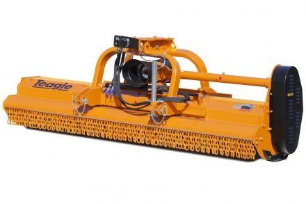 Teagle Machines, Equipment, DUAL FLAIL MOWER, Hopkins Machinery