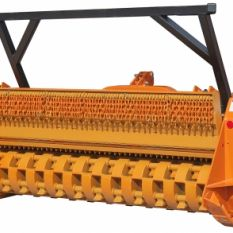 ECF CAGE ROTOR FORESTRY MULCHER