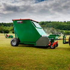 STC-120 SWEEPER COLLECTOR