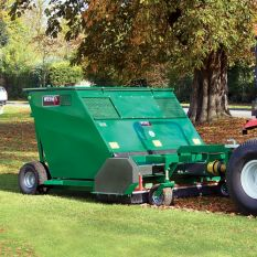 STC-180 SWEEPER COLLECTOR