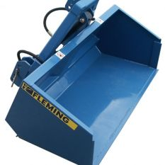 HYDRAULIC TRANSPORT BOXES