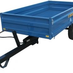 4 & 6 TON TIPPING TRAILERS