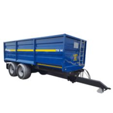 TR14 TIPPING TRAILER
