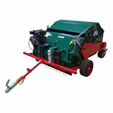 MTX-120-E SELF POWERED DUNG BEETLE PADDOCK CLEANER