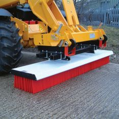 SQH-200 QUICK HITCH FOR TELEHANDLER