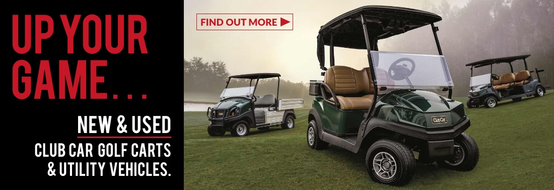 Club Car, Golf Buggies, Used For Sale, Special Offers, Discounted Used Buggies
